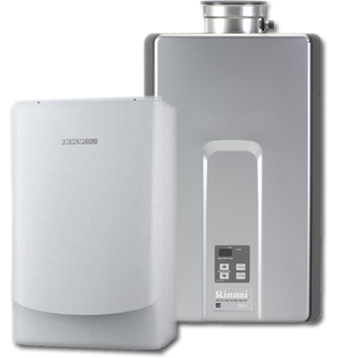 Image Tankless Water Heater